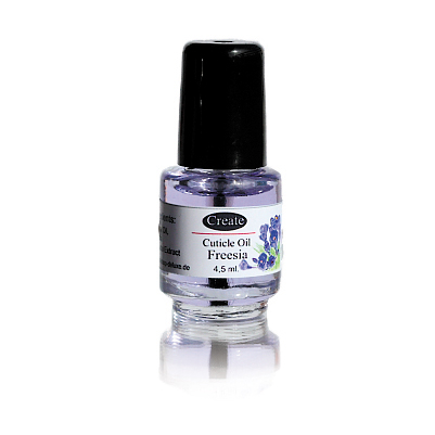 "Nagelhautöl ""Create"" Freesia 4,5 ml."