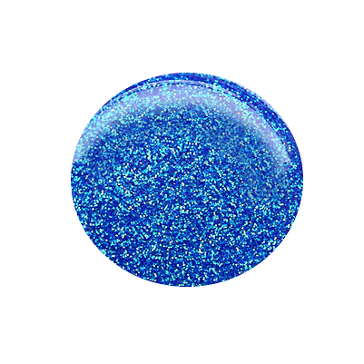 Glitterfarbgel Ocean 5ml.
