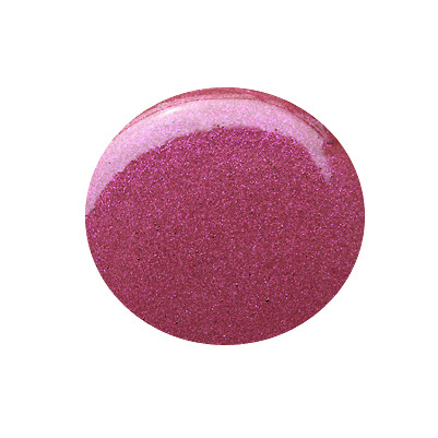 Glitterfarbgel Raspberry 5ml.