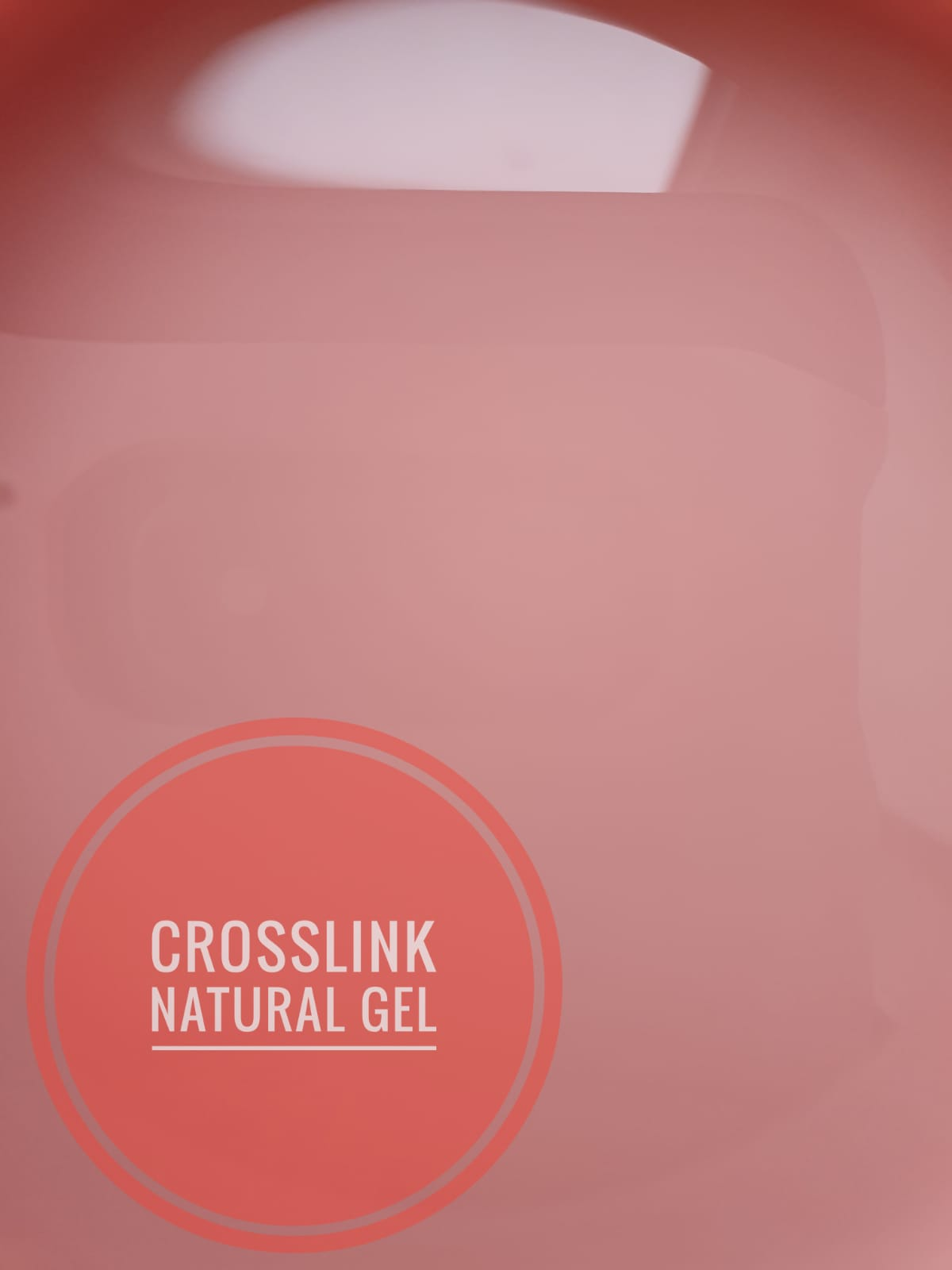 Crosslink Gel Natural Extension 15 ml.