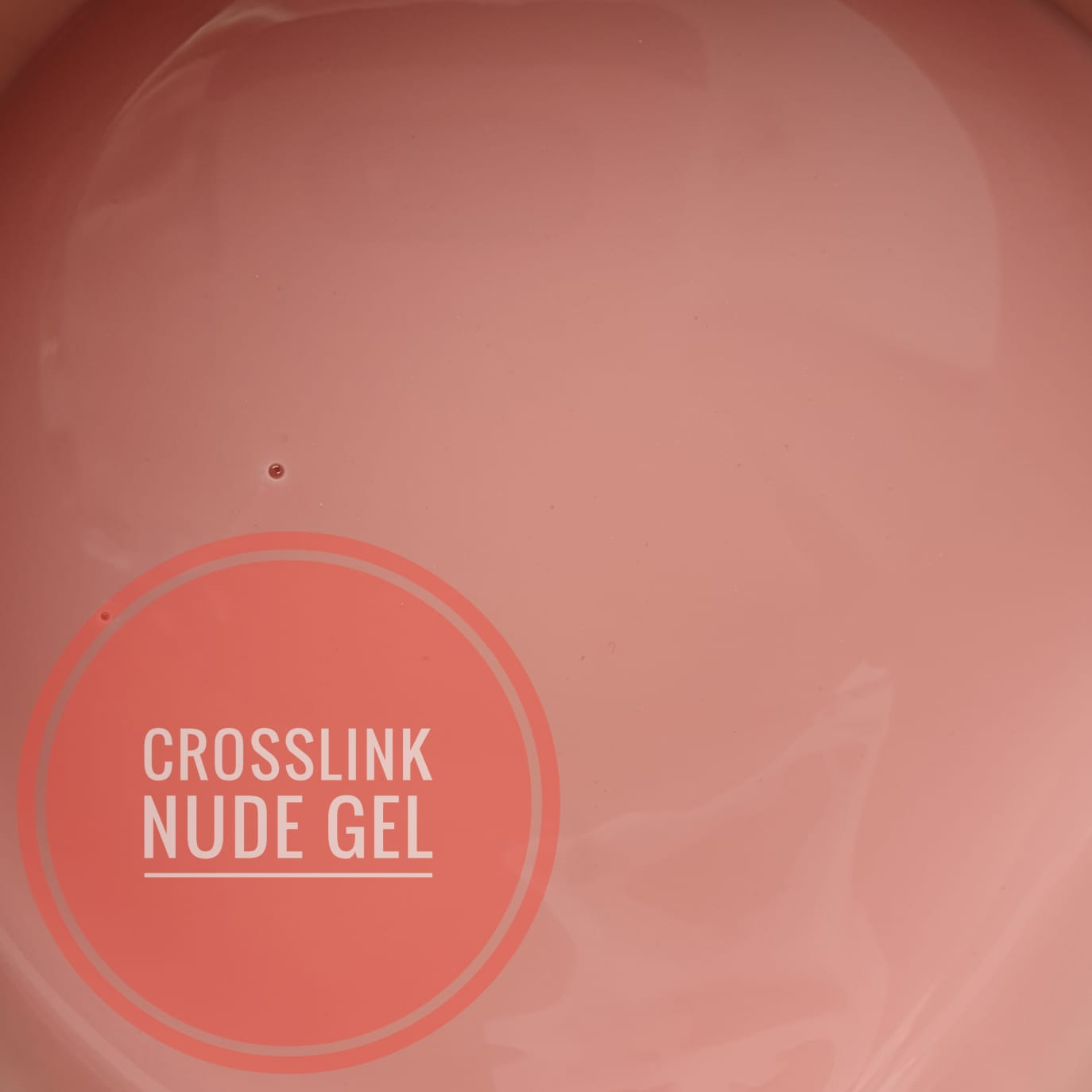 Crosslink Gel Nude 15 ml.