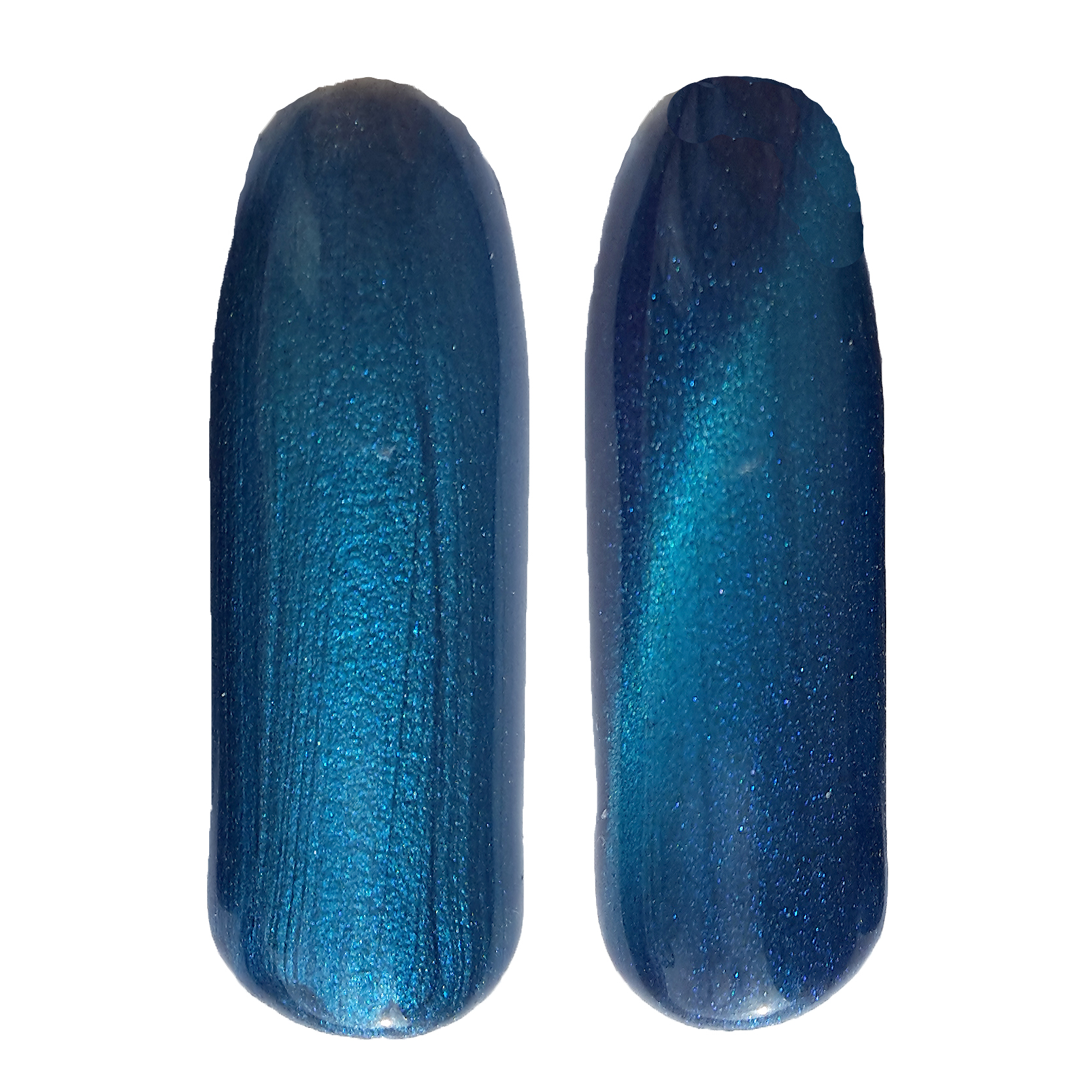 UV Gellack Cat Eye Blau 15 ml.