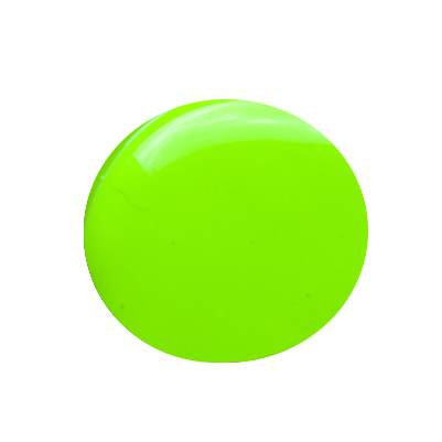 Farbgel Create Neon Green 5 ml.